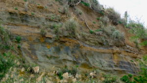島尻断層崖